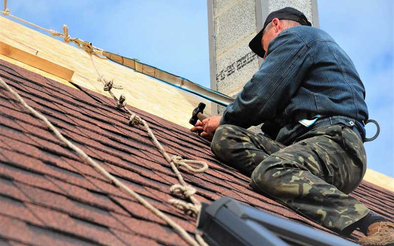 Asphalt Shingle Roof And Flat Roof Difference