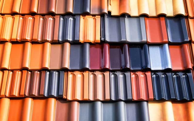 Choose Roof Color For Brick House
