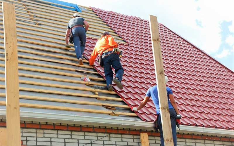 Procedures To Follow For Roofers Roof Installation