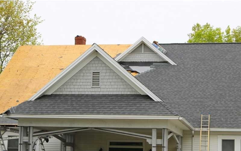 Square Foot Roof Replace Cost