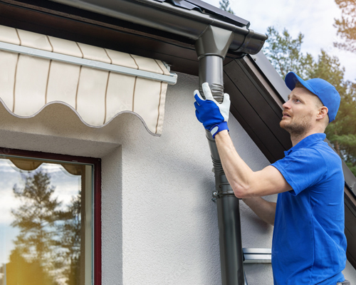 Seamless Gutters Installers are Our Mainstay