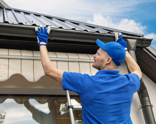 Large Gutters Systems